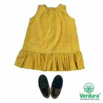 Sustainable And Organic Kids Wear VCEK30 - Myverduracare SS'19 Collection