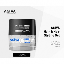 Agiva Hair Gel 700ml  A-7-W