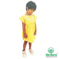 Sustainable And Organic Kids Wear VCEK31 - Myverduracare SS'19 Collection