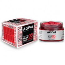 Agiva Color Wax Red A-R-0
