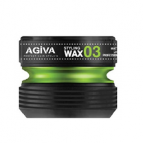 Agiva Green Styling Wax 03 175ml