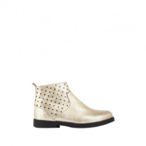 Mellow Yellow Kids Boots Mncharlyn Gold