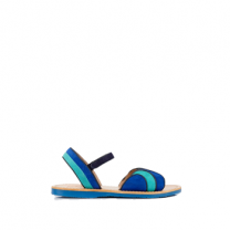 Mellow Yellow Kids Sandals Mndadyl Blue