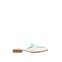 Mellow Yellow Mule Dardo Blue