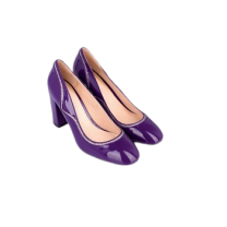 Mellow Yellow Pump Albane Purple