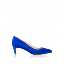 Mellow Yellow Pumps Blandine Navy
