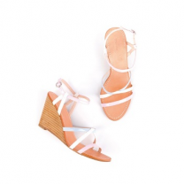 Mellow Yellow Heel Sandals Balentina Light Pink