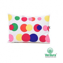 Myverduracare Polka Fun Pillow