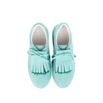 Mellow Yellow Sneakers Dacocotte Turquoise