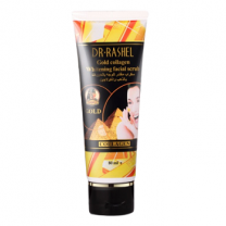 DRL-1009 Gold Collagen Face Scrub