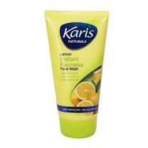 Karis Naturals Lemon Instant Fairness Face Wash