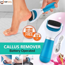 Battery Operated Callus Remover (Buy 1 Get 1 Free)