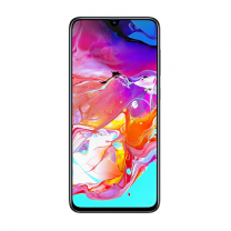 Samsung Galaxy A70 With Free Cover