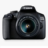 Canon EOS 2000D (Free 16 GB Memory Card )