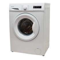 Sharp Front Loading Washing Machine 6kg