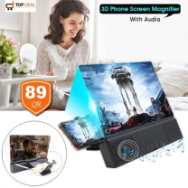 3D Phone Screen Magnifier With Audio
