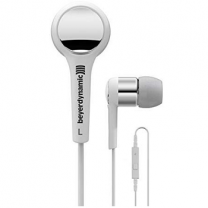 Beyerdynamic MMX102IE In Ear Headphone White/Silver