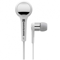 Beyerdynamic DTX102IE In Ear Headphone White/Silver
