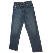 Zeme - Organic Cotton Mens Jeans (Whiskers Wash)