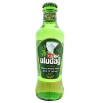 Uludag Sparkling Natural Mineral Water 200ml
