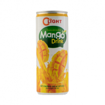 C Light Mango Drink 240ml
