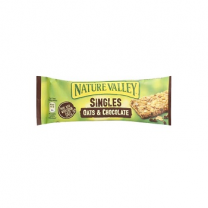Nature Valley Singles Oats & Chocolate Bar 21gm