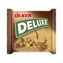 Ulker Deluxe Wafer Hazelnut 39gm