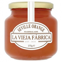 La Vieja Orange Mermelada 350gm