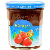 Cortas Strawberry Jam 370gm