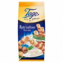 Tago Wafer Rolls With Nut Cream 160gm