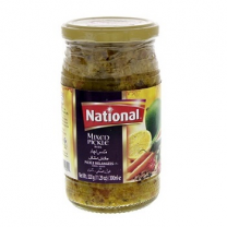 National Pickle Mixed 310gm