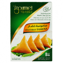 Gourmet Vegetables Samosa 240gm