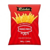 Ritchie French Fries Traditional 1kg