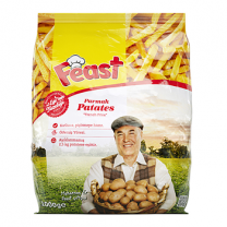 Feast Parmak Patates French Fries 1000gm