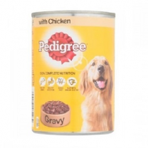Pedigree With Chicken 400gm