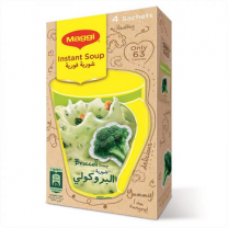 Maggi Broccoli Soup 4S X 15gm