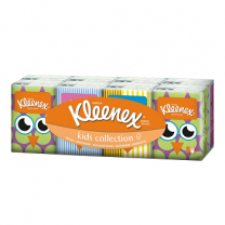 Kleenex Kids Collection Tissue