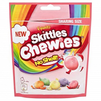 Skittles Chewies Pouch 196gm