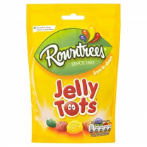 Rowntrees Jelly Totos Pouch 150gm