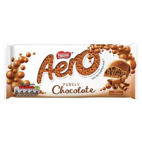 Nestle Aero Purely Chocolate 41gm