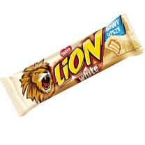 Nestle Lion White 42gm