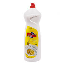 Pearl Dishwash Liquid Lemon 1ltr