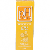 pH Care Intimate Wash Herbal Happy 50ml