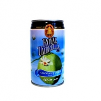 Royal Umbrella Coconut Juice With Pulp 310ml