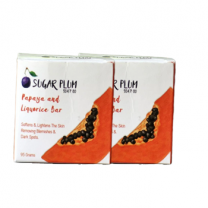 Papaya and Liquorice Bar (Pack of 2)