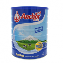 Anchor Milk Powder Tin
