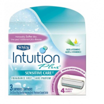 Schick Intuition Refill  3'S for WOMEN