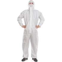Disposable medical protective coverall XL/2XL