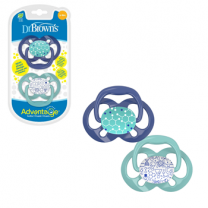 Advantage Pacifier - Stage 2, 2-Pack