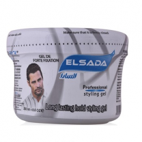 Elsada Professional Styling Gel White